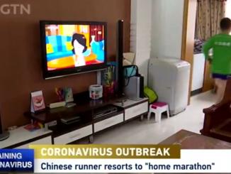 Cinese maratona coronavirus